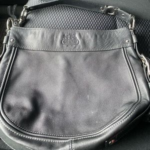 "COACH ""Zoe"" Hobo Handbag"